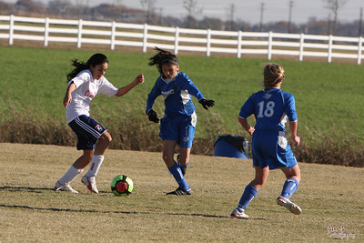 Texas Cup - Sting vs Challenge South (11/28/2010)