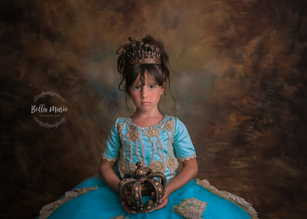 Child Portraits, Indoor stylized sessions