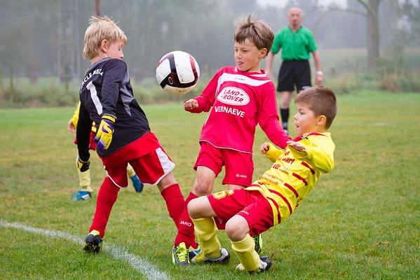 20/09/2014: KFC Edeboys - Cercle Melle B