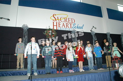 Sacred Heart Christmas Pageant