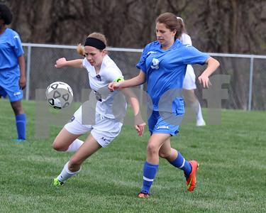 LHS Girls Soccer vs. Sumner Academy