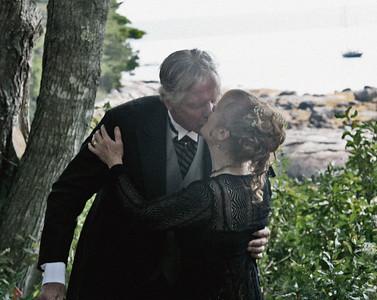 prue and peter's wedding