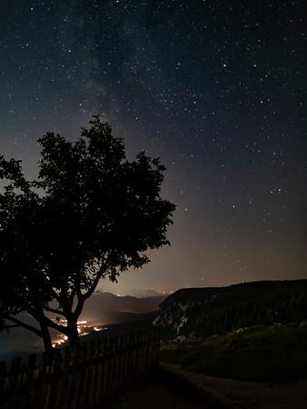 Hohe Wand Sternenfotografie