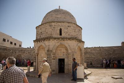 Jerusalem - Place of Ascension
