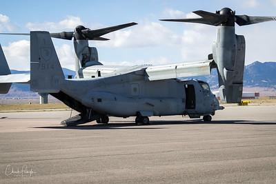 V-22 Osprey at KBJC