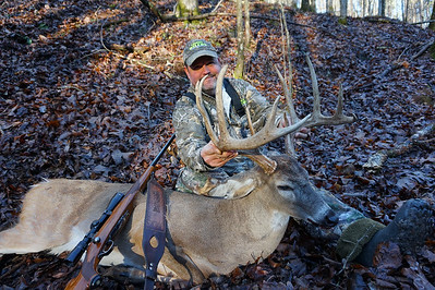 Deer Hunting at White Oak Whitetail