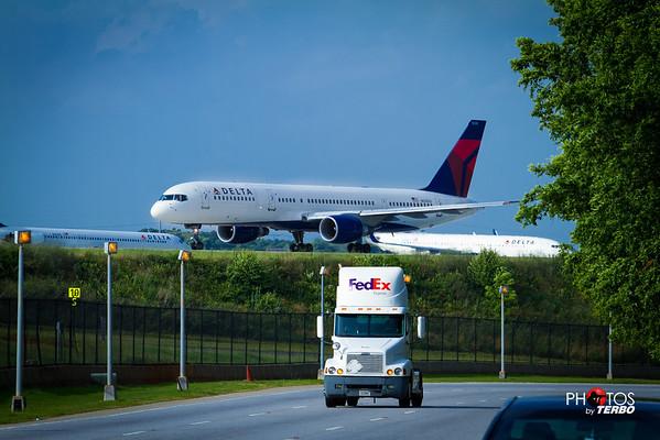 Plane Spotting Atl