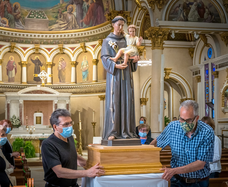 St. Anthony of Padua Feast Day