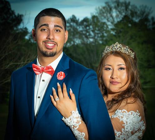Noah + Isabel Wedding Pics
