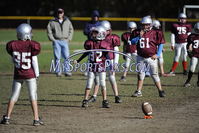 11/02/2008 B Maroon White Mudhogs