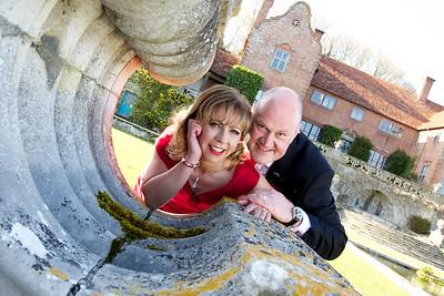 Lyn and Stephen King Wedding