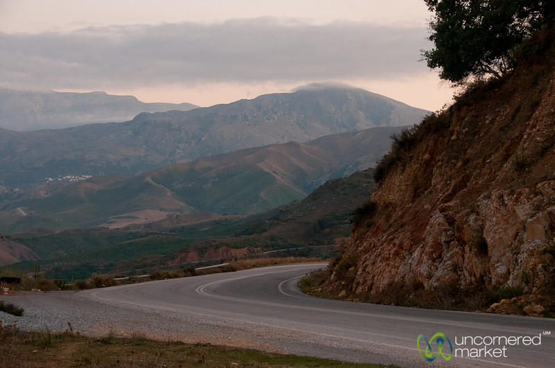 Mountain Roads, Amari Valley - Crete, Greece