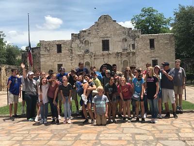 2018 7th Grade Trip