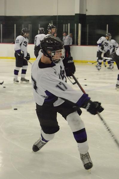 Shawsheen Tech Men Hockey 2012-2013 Season