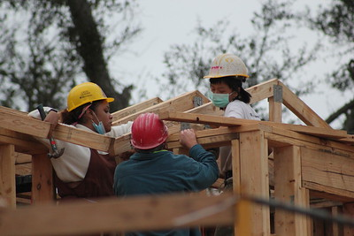 Construction Volunteers: 03-06-2021