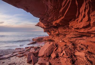 PEI: Coastline Erosion