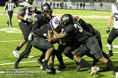 171209 Hendrickson Hawks vs Cedar Ridge Raiders