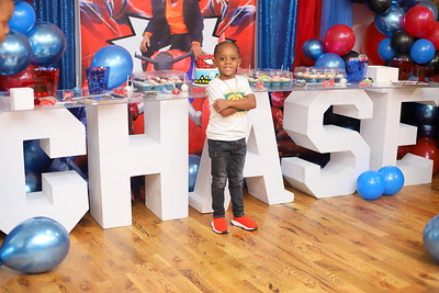 CHASE 5TH BIRTHDAY PARTY