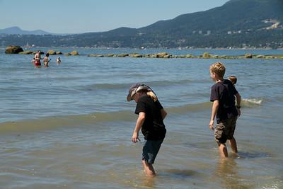 Vancouver visit