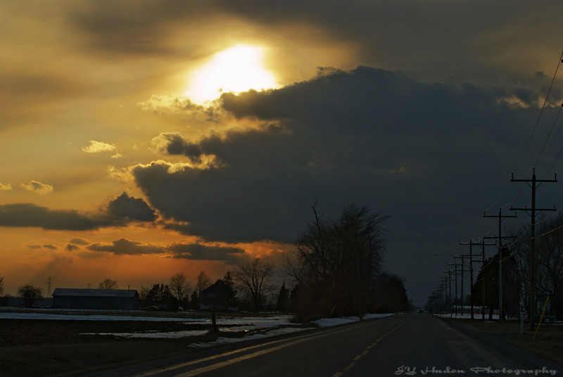March 30th, 2008 - A stormy sky in front of me, everything became really dark so fast! have agreat day - JY