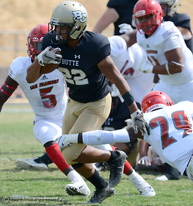 Butte vs San Francisco City College Football 9-22-2018