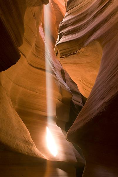 High Noon , Upper Antelope Canyon, Page, Arizona
