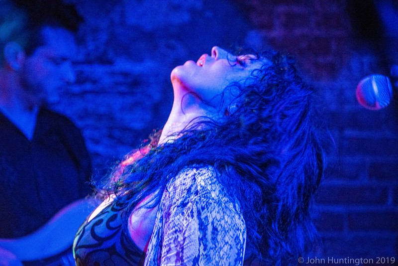 Soraia at the Bowery Electic, June 29, 2018