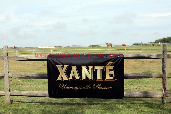 Xante Liqueur at Polo with Russell Simmons