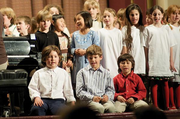 Recital at Dominican
