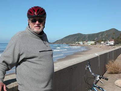 3/2/06 - Bike ride along beach in Ventura, CA