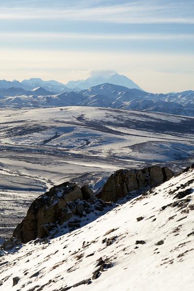 Denali from the Savage Alpine Trail