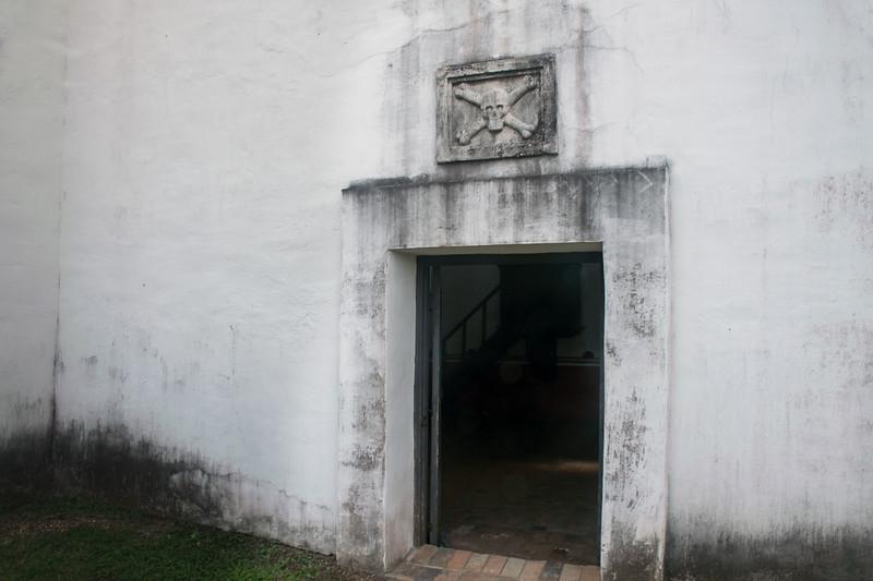 Mission Espiritu Santo-Death's Door