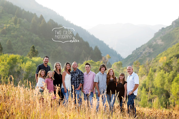 Isaakson Family - 2018