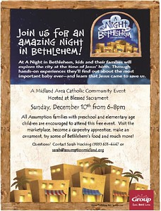 2017 Night at Bethlehem