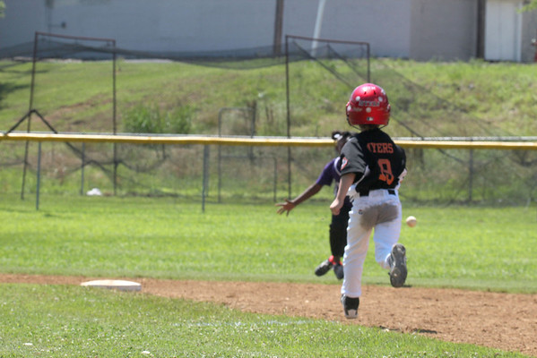 Tball Allstars vs Hamburg 2