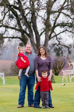 Stanaway Family 2018