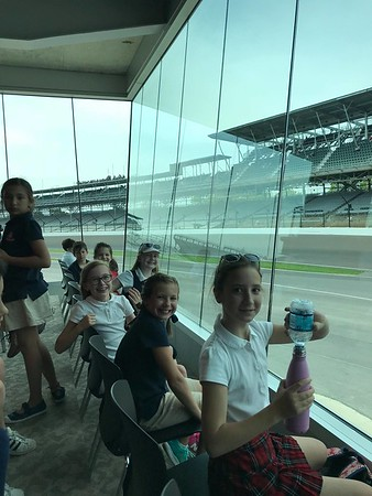 4th Grade Trip to IMS (5/16/18)