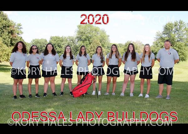 2020 OHS Girls Golf
