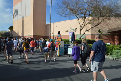 Feb 25 2019 Disney Hollywood Studios dad & daughter day