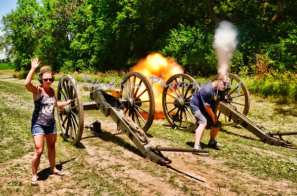 LIve Fire July 4th 2020