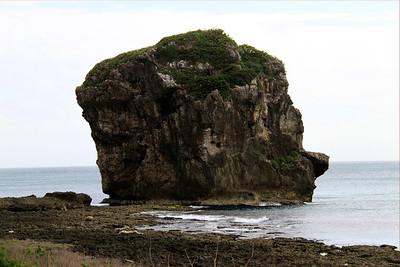 (屏东) 船帆石 (Sail Rock)