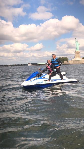 2020-09-12 NYC Harbor Tour