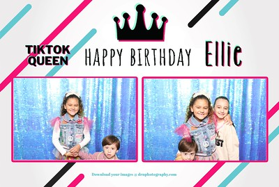 Ellie's Birthday