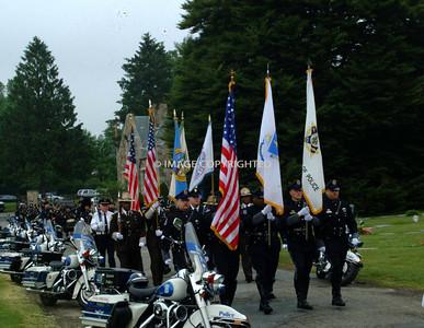 Retired Boston Police 2009