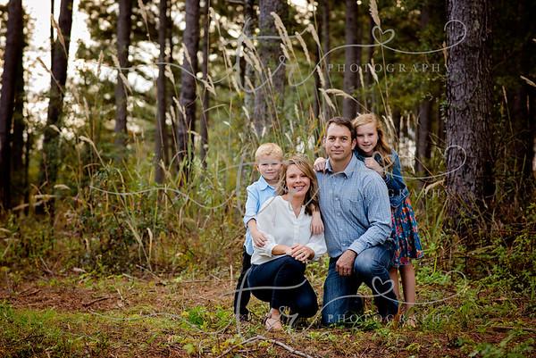 The Keeton Family 2020