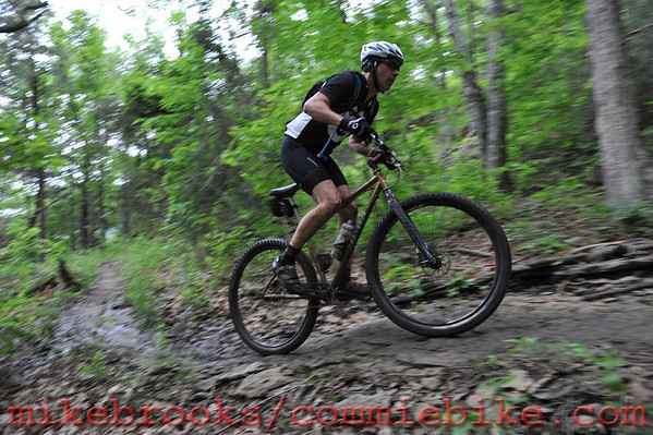 Mountain Bike Racing: