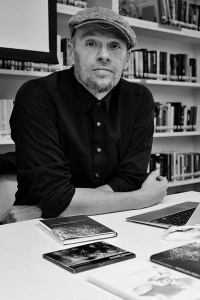 German Writer Thomas Podhostnik