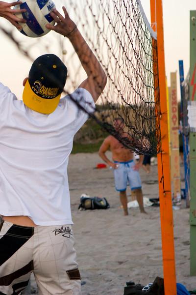 Thursday Night Beach Volleyball