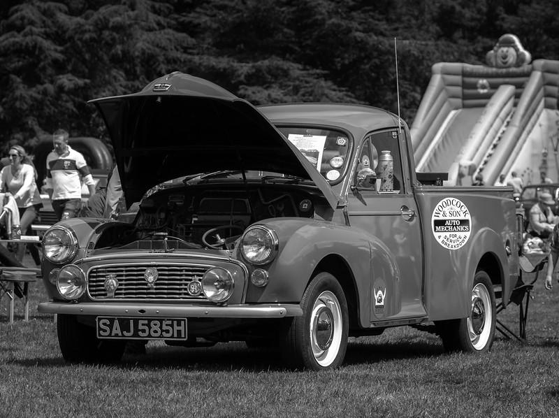 1969 Austin 6 cwt Pickup
