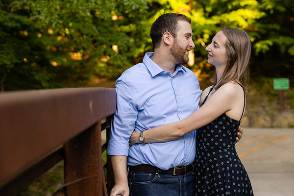 R&B | Chapel Hill Engagement Photography